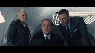 Skyfall - Bond Told to Terminate Patrice (1080p)