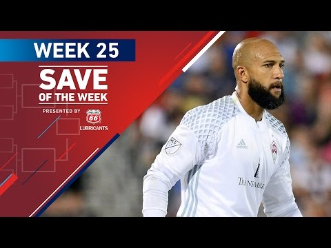 Phillips 66 Save of the Week | Vote for the Top 8 MLS Saves (Wk 25)