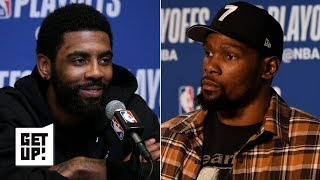 I don't see Kevin Durant and Kyrie Irving fitting as teammates - Isiah Thomas | Get Up!