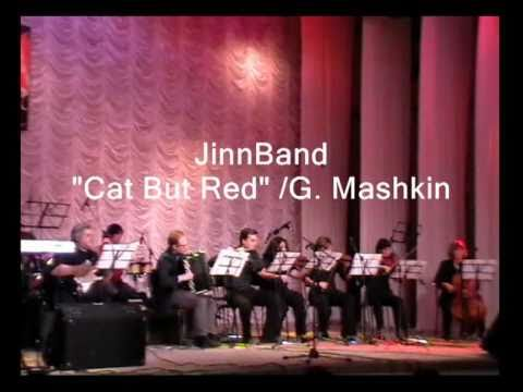 JinnBand - 3 Cat But Red /G. Mashkin