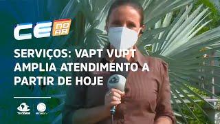 SERVIÇOS: Vapt Vupt amplia atendimento a partir de hoje