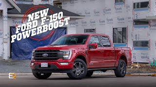2021 Ford F-150 PowerBoost Hybrid Review - It Just Makes Sense