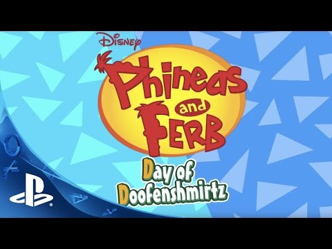 Phineas and Ferb: Day of Doofenshmirtz Trailer