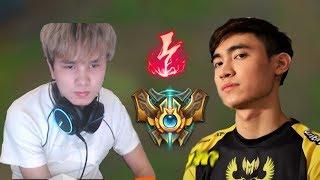LEVI vs Gầy Best Leesin - Đẳng Cấp Lee Sin Thách Đấu Việt Nam ?