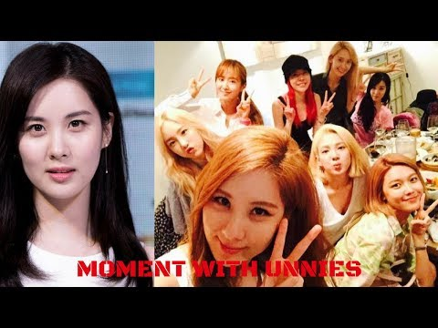 SeoJuHyun Moment with SnSd Member [END OF 2017]