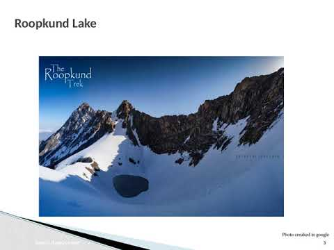 Roopkund Lake trek, Uttrakhand | Tourist places in India | Logout World