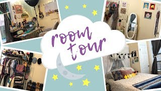 Whimsical Dreamy Cloud Room Tour ☁️ VLOGTOBER DAY 2