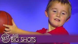 Titus the Amazing Basketball Shooter | Best Little Big Shots