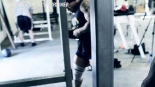 Lower Body/ Bodybuilding Workout Motivation with CT Fletcher