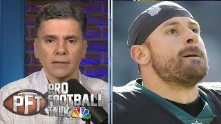 Chris Long's pot admission could change perception | Pro Football Talk | NBC Sports