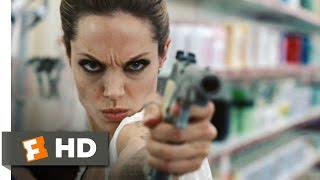 Wanted (2/11) Movie CLIP - Grocery Store Shootout (2008) HD