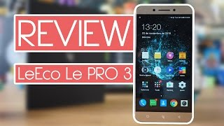 Video LeEco Le Pro 3 64 GB Dorado q2q47aQZudY