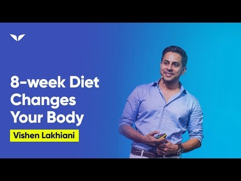 How To Reshape Your Body & Mind In Minutes A Day | Vishen Lakhiani