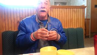 The Reveal to Grandpa