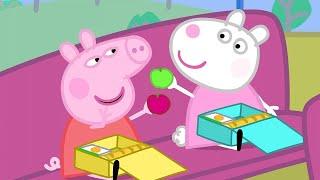 Kids TV and Stories  | School Bus Trip  | Cartoons for Children