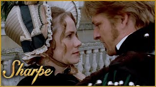 Sharpe Asks For Jane Gibbons Hand In Marriage | Sharpe