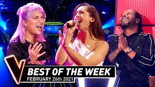 The best performances this week on The Voice | HIGHLIGHTS | 26-02-2021