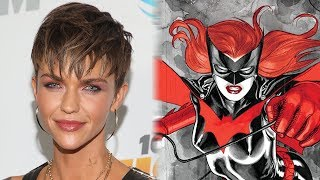 Ruby Rose CAST as Lesbian Superhero Batwoman On CW Series