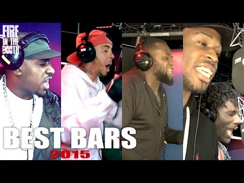 Fire In The Booth Best Bars 2015 inc. Bugzy Malone, Dappy, Cadet and Wretch 32 & Avelino +more
