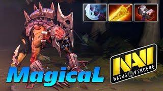 MagicaL Lifestealer   Natus Vincere   Dota 2 Pro Gameplay