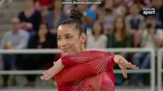 Alexandra Raisman USA Fx AA Olympics Rio 2016