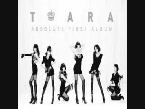 T-ARA-(LIKE THE FIRST TIME MP3)