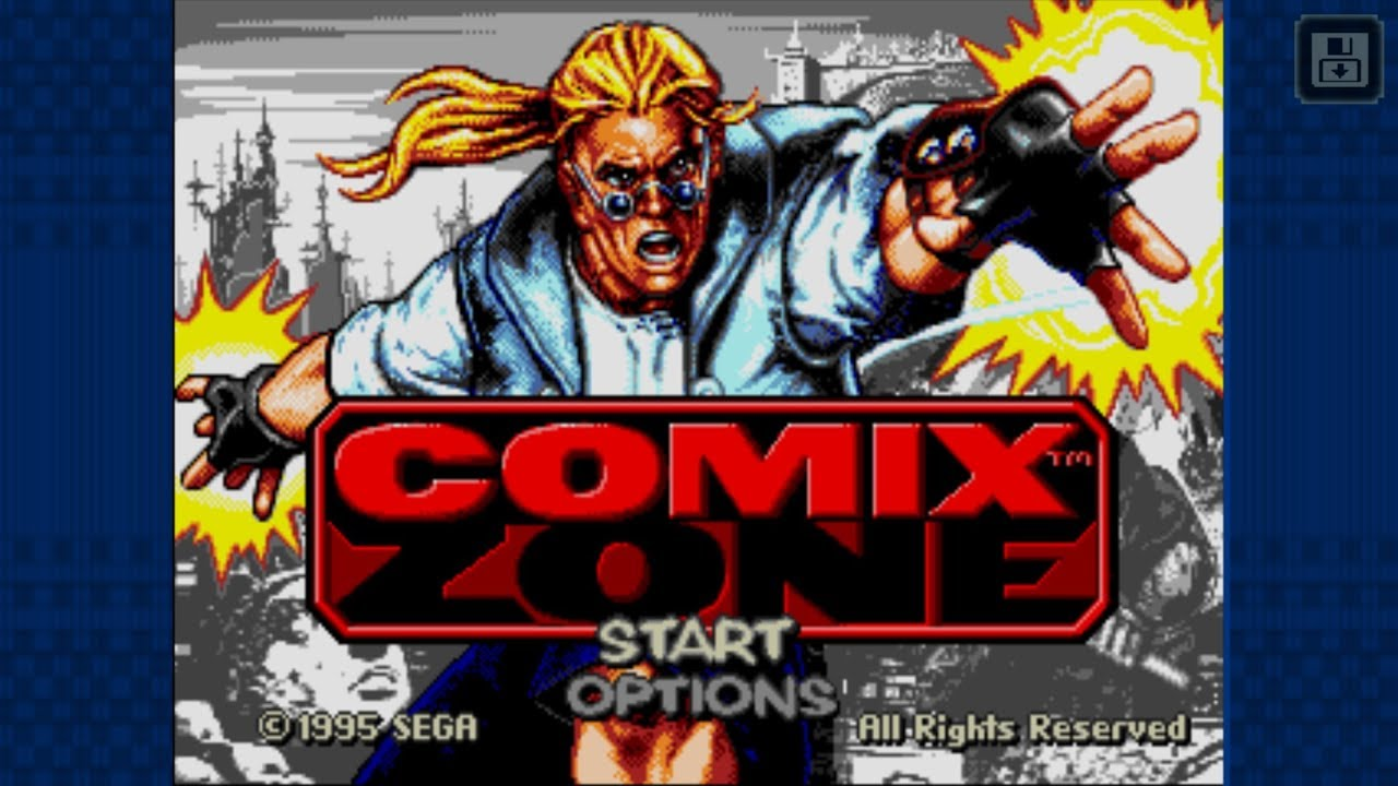 Play Comix Zone on PC 2