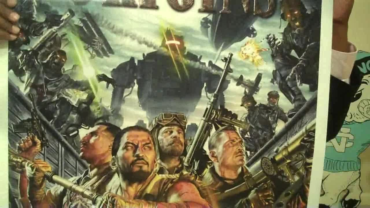 zombies origins poster displaying 13 images for black ops 2 zombiesOrigins Zombies Poster