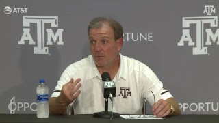 Jimbo Fisher Weekly Press Conference 10.16.18