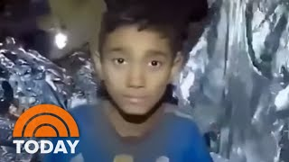 Thai Soccer Team Rescue Effort Remains Positive Despite First Fatality, Diver Says | TODAY