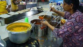 Malaysian Street Food Tour in Kuala Lumpur, Malaysia | Street Food in Malaysia BEST Indian Curry