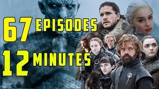 Complete Game of Thrones Recap: Every Episode in 12 Minutes