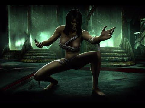Mileena Mortal Kombat Flesh Pit - 22.7KB