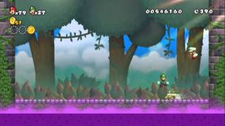 New Super Mario bros Wii 2 The Next levels - Playthrough Part 4
