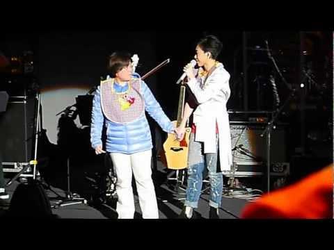20121223 張芸京我陪你亞洲巡迴演唱會台北站~小女孩.MTS