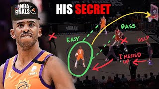 This is Why Chris Paul WINS Everywhere He Goes In The NBA (SECRET REVEALED)