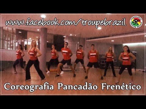 Baixar Pancadão Frenético - Claudia Leitte | Coreografia Troupe Brazil