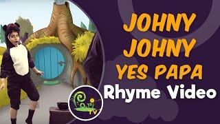 Johny Johny Rhymes for Kids | Kids Songs | Kids Learning Videos - Pari TV | 4K Video