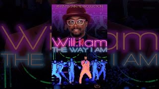 Will.I.Am: The Way I Am
