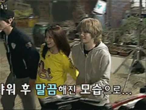 YoonA & Super Junior (Super Yoong) moment - Bestfriend