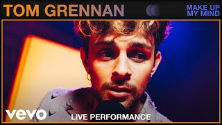 Tom Grennan - Make My Mind Up (Live) | Vevo Studio Performance
