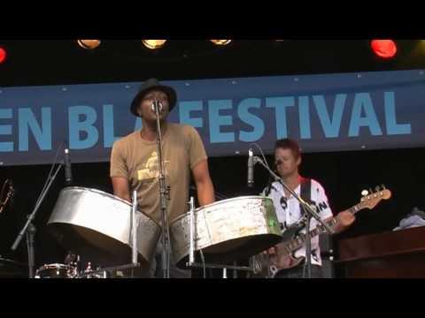 Gregory Boyd - Yellow Moon live at Aalborg Blues Festival Denmark