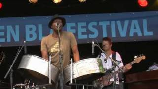 Gregory Boyd - Yellow Moon live at Aalborg Blues Festival Denmark
