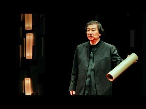 Shigeru Ban: Buildings Made From Paper
