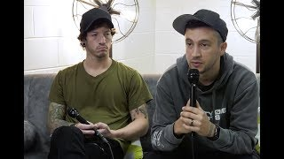 TWENTY ONE PILOTS reveal the genius behind their upcoming Storyteller Performance