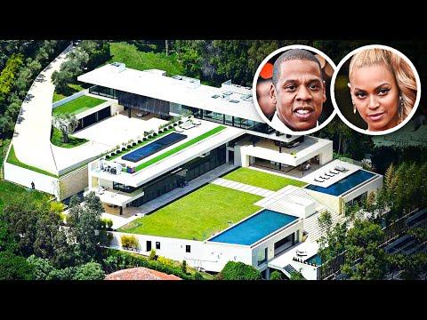 Како е уреден раскошниот дом на Џеј Зи и Бијонсе од 88 милиони?