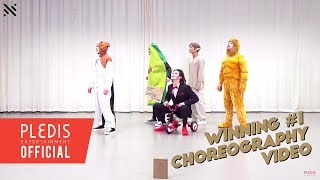 [Thank you for L.O.ㅅ.E] NU'EST (뉴이스트) - BET BET Dance Practice Winning #1 Ver.