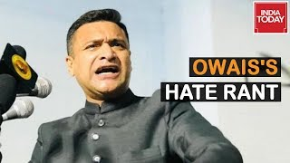 Akbaruddin Owaisi Drags In RSS, Gives '15 Minute' Threat..