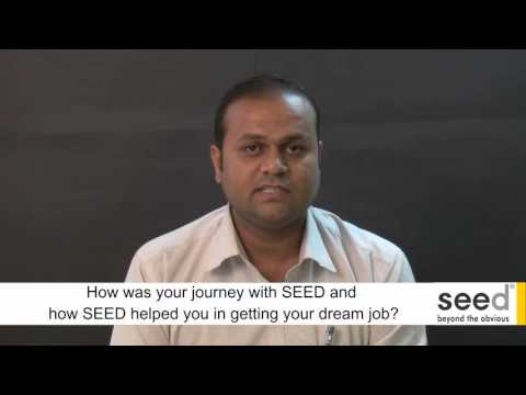 Sandip Sonje has done SAP PM certified course at SEED Infotech