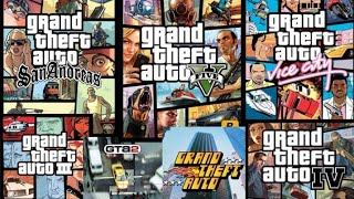 Gta ka such// evolution of Grand theft auto